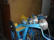 Серийное оборудование для сетки рабица,  станок в Экибастузе.