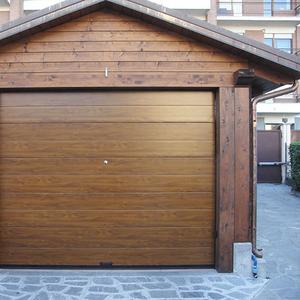 Гаражные ворота для проема 2500*2400 торсион