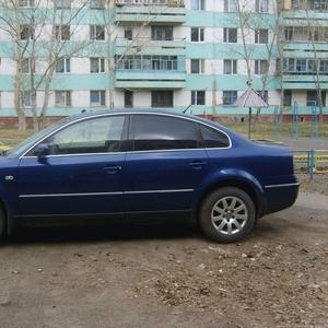 Фольксваген-Пассат-В5+ турбо