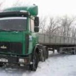 Продам седельный 3-х осный тягач Супер МАЗ 642208-230 + прицеп
