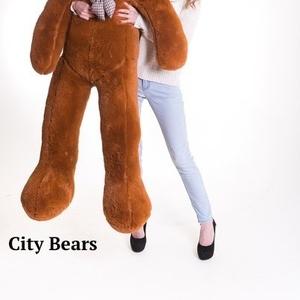 Большие плюшевые медведи!